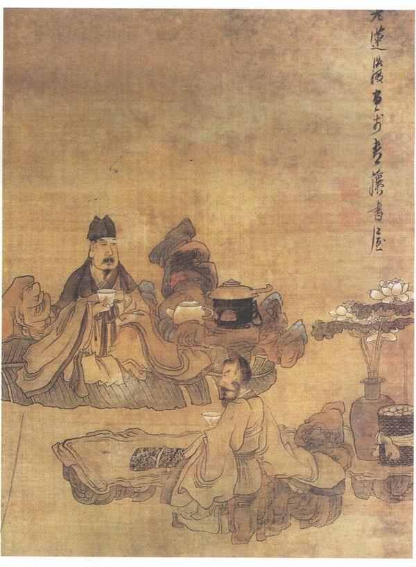 元代茶文化的汇通之道,你学到了吗?