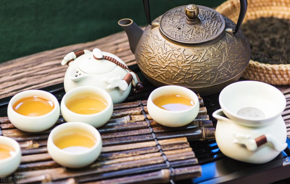 谈谈为什么国人喜爱喝茶