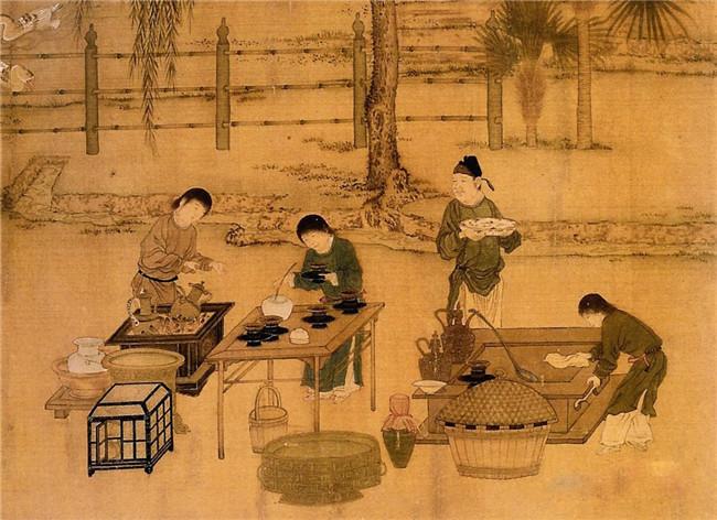 朱元璋下令喝散装茶叶,从此改变了中国人的饮茶习惯..