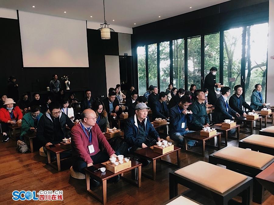 世界研学旅游大会:探索古今问茶峨眉