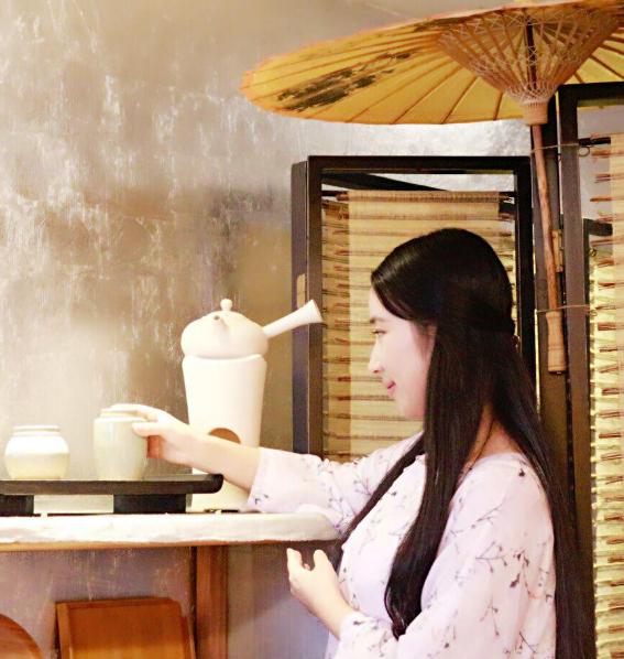 女人爱茶,是一种格调