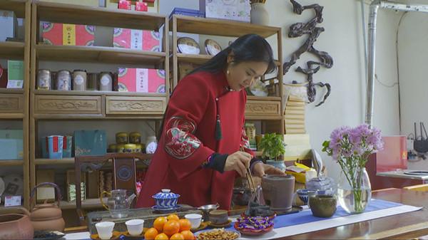 黄荣兰:恋上青州文化 享受青州生活
